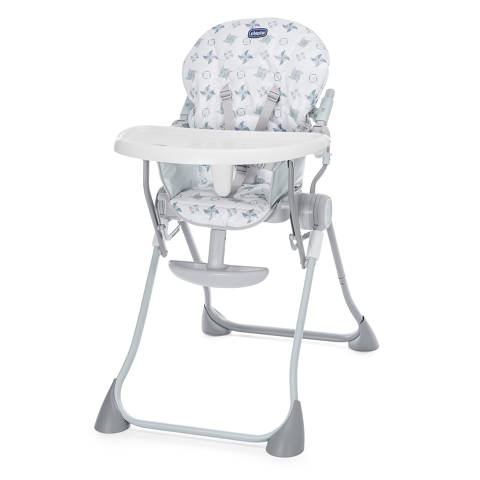 Trona Pocket Meal Light Grey CHICCO